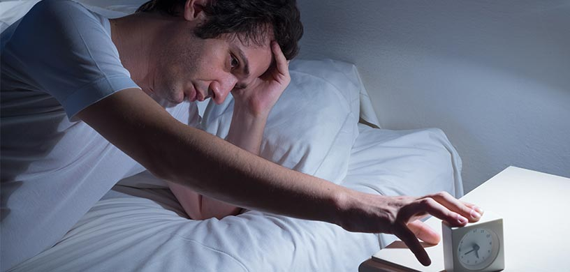 Can't Sleep? How to Treat Sleep Issues Without Medication