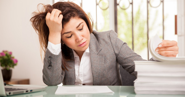 7 Things to do When You Feel Overwhelmed at Work