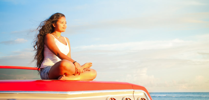 Road Trip Yoga: 9 Poses You Can Do on the Road