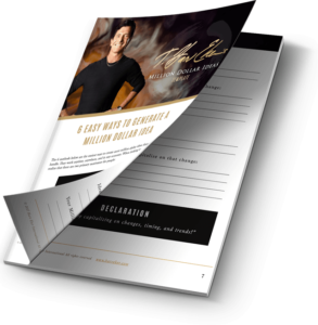 """Free Download """"How To Generate Million Dollar Ideas Every 60 Seconds"""" by T. Harv Eker"""