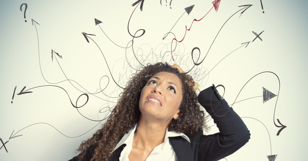 How To Quiet Negative Thoughts In 5 Minutes Or Less.  Simple steps for more peace and productivity
