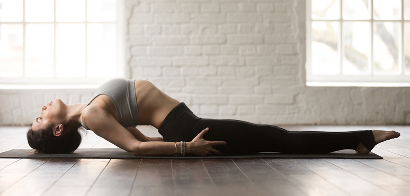 7 Yoga Poses to Connect You to the Space Element
