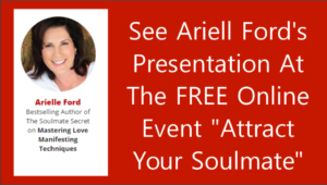 Arielle Ford  Will Present at  Attract Your Soulmate Free Event Jan. 20th