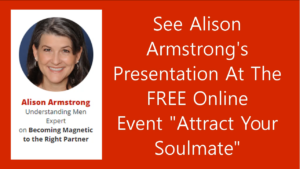 Alison Armstrong Is Presenting at Attract Your Soulmate 2017