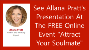 Allana Pratt Is Presenting at Attract Your Soulmate 2017