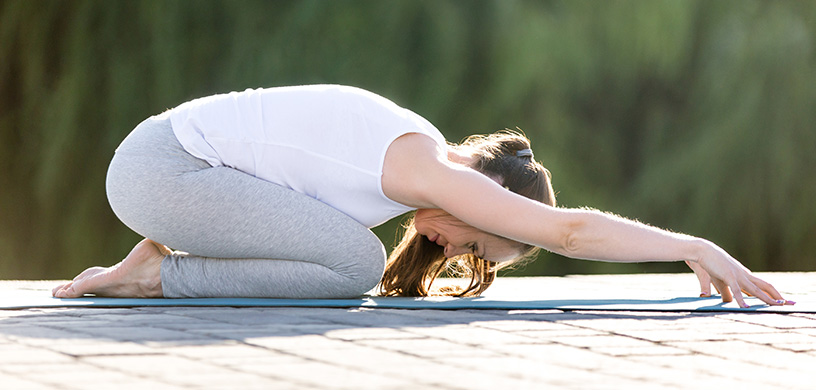 Chill Out with These 6 Cooling Yoga Poses