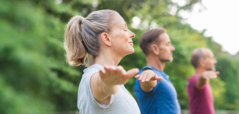 5 Holistic Exercises to Help Reduce Anxiety