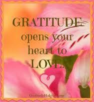 Healing Power of Gratitude