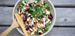Salad Guidelines: How to Add Variety and Nutrients