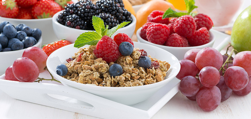 5 Reasons to Up Your Fiber Intake