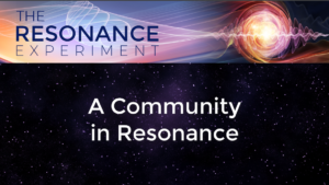 A Community in Resonance: Upcoming Free Event