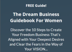 Ladies, Do You Want To Build Your Dream Business?