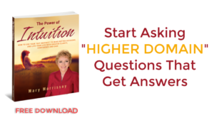 Start Asking HIGHER DOMAIN Questions That Get Answers