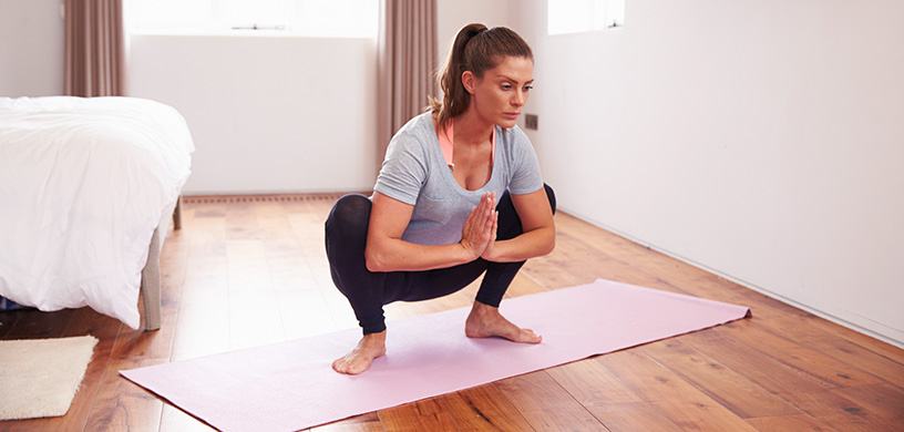 4 Pre-Meditation Yoga Poses to Prepare You to Sit