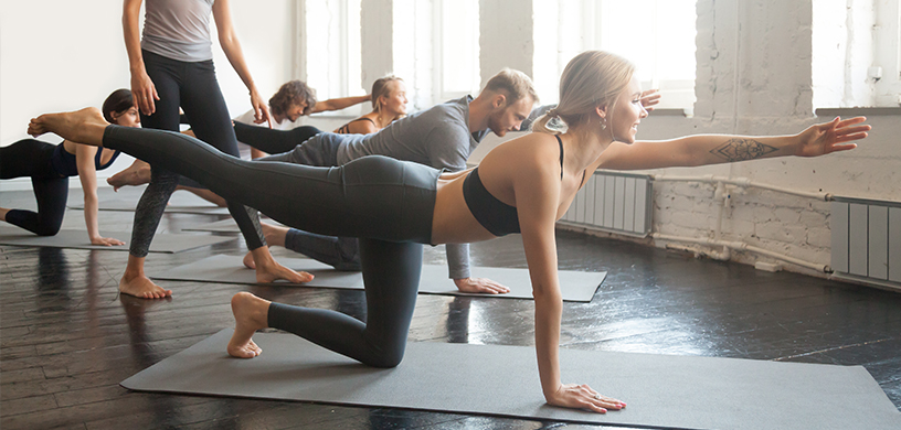 Warm Up with These 8 Yoga Poses for Winter