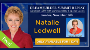 See Natalie Ledwell at The DreamBuilder Summit REPLAY
