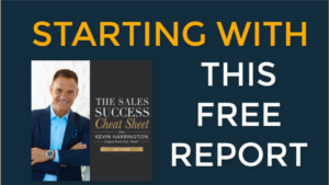 """$5 BILLION Producer Releases """"The Sales Success Cheat Sheet"""" for Download"""