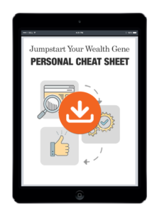 Dawn Clark's Jumpstart Your Wealth Cheat Sheet Has Answers For You
