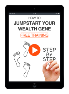 "Free workshop ""How To Activate Your Wealth Gene"" by Dawn Clark"